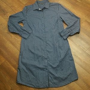 Nwot~Brooks Brothers Button Down Dress